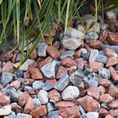 Baltic blend grind 16 - 25mm aangelegd