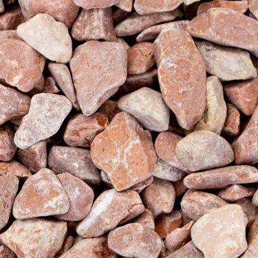 Baskisch rood grind 16 - 25mm