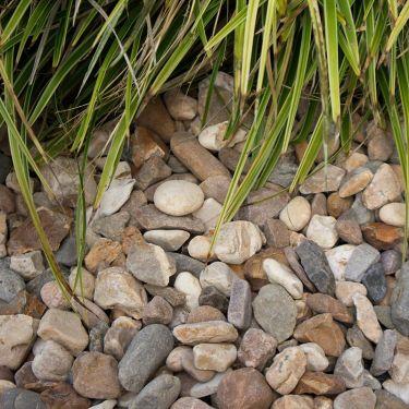Betongrind / drainagegrind 16 - 32mm aangelegd