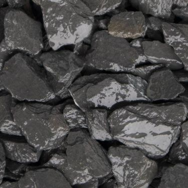 Canadian Slate zwart 15 - 30mm (nat)