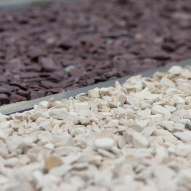 Cordoba grind 12/18 siertuin aangelegd