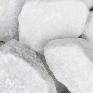 Crystal White breuksteen (40 - 80mm)