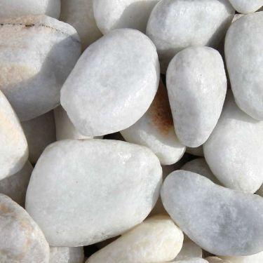 Crystal white grind 25 - 40mm (nat)