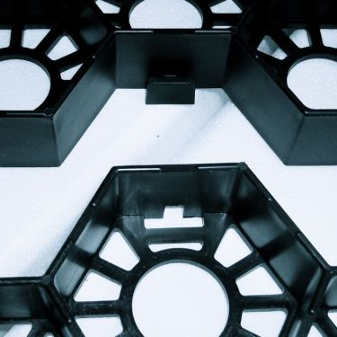Kliksysteem Easygravel® splitplaten