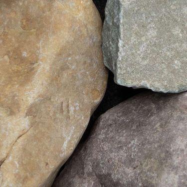 Maaskeien / Moräne keien 80 - 200mm (8 - 20cm)