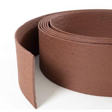 Multi-Edge ECO borderrol 10m bruin - Cortenlook 20cm