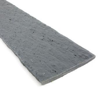 Multi-Edge ECO afboording recht grijs