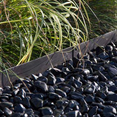 Nero ebano grind aangelegd met multi-edge zwart