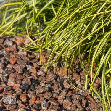 Schots graniet 8 - 16mm aangelegd (nat)