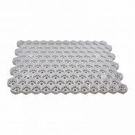 Easygravel® 3XL splitplaten wit per m2