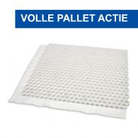 Actie 3 pallets EuroGravel PLUS wit 127,65m2