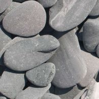 Flat Pebbles groen 250KG Minibag 0,18m3