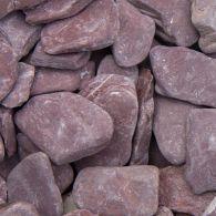 Flat Pebbles Paars 1400KG Bigbag 1m3