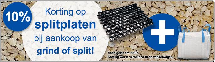 10% korting NL + BE