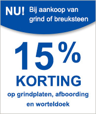 15% korting package deal