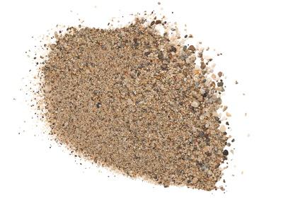 Zandkorrels